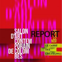 Salon d'art contemporain Report